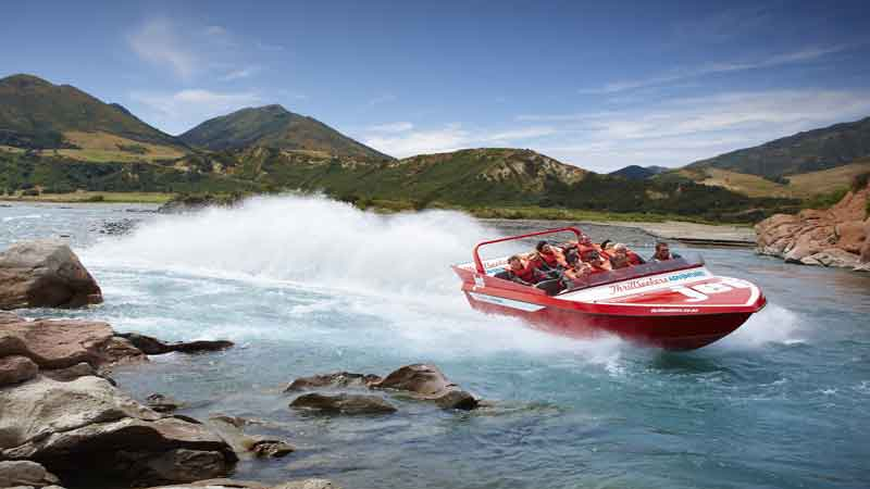 Join us on the ultimate adventure as we jetboat the entire length of Hanmer's spectacular Waiau Gorge...