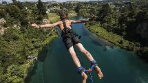 47m Taupo Bungy - NZ's Highest Water Touch
