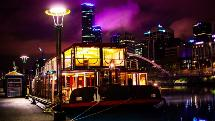 Spirit of Melbourne Cruising Restaurant 4 - Course Meal With Drinks