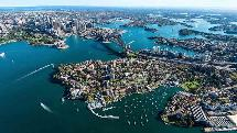 Sydney Harbour Bridge Scenic Flight - 1 Hour Bucket List flight