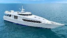 Premium 2.5 Hour Whale Watching on a Luxury Superyacht - Gold Coast