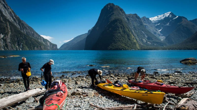 An experience beyond compare, combining two of the best Milford Sound experiences in one day, enjoy a leisurely morning kayak followed by a nature cruise on the fiord in the afternoon.