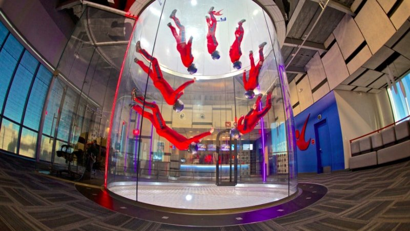 IFLY QUEENSTOWN - INDOOR SKYDIVING - 2 FLIGHTS