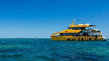 Outer Great Barrier Reef Full Day Snorkel Trip with Explore Group - Departs Airlie Beach