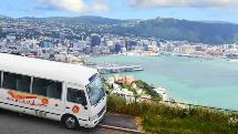 Wellington Hop on Hop Off Tour - One Day Pass