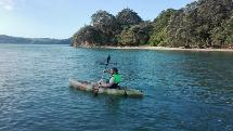 Single Kayak Hire - Coromandel - 2 Hours