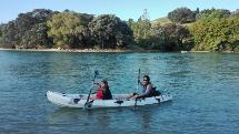 Double Kayak hire - Coromandel - 2 Hours