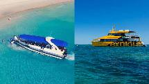The Big Two - Whitehaven Beach and Outer Great Barrier Reef Two Tour Combo Deal