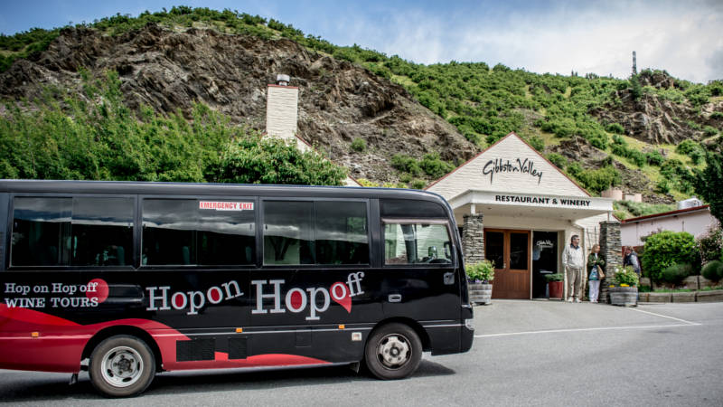 HALF DAY HOP ON HOP OFF WINE TOURS - QUEENSTOWN