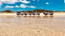 North Stradbroke Island 4WD Beach Safari Full Day Tour - Coastal Island Safaris