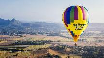 Hot Air Ballooning Experience & Gourmet Breakfast - Byron Bay