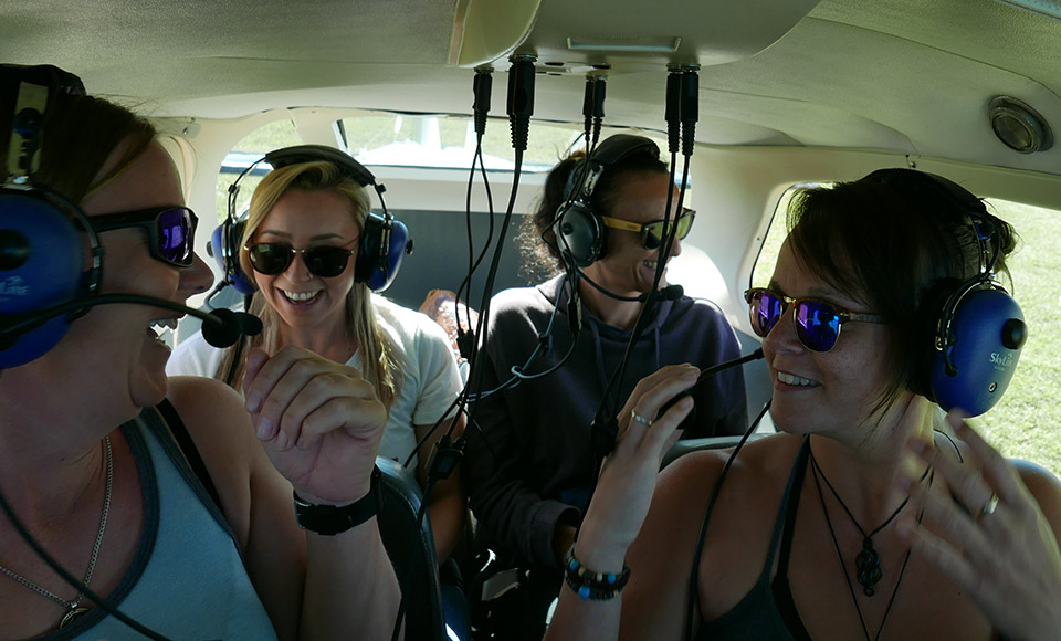 Join us for an unforgettable scenic flight and get incredible aerial views of The Reef - One of the seven natural wonders of the world including Whitsunday Islands.This is one flight not to be missed!