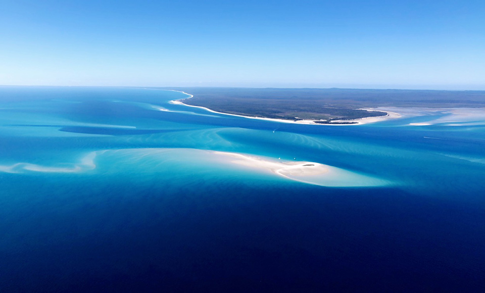 Hervey Bay Scenic Flights