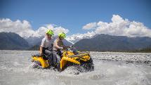 Franz Josef - Quad Bikes - 2 hour Across Country Tour